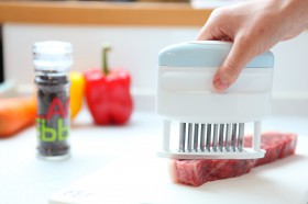 New products  niXaX – Innovative steak tenderizer -