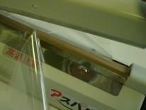 200Ⅱ/300Ⅱ/400/500タイプに摘要可能です。<br /> シールと同時にカットできるため、シュリンク包装・製袋加工に最適です。<br /> ※有料オプション(出荷時 指定可)
