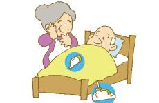 心地よい装着感と自然な排尿。いつでも快適な睡眠を提案いたします。
