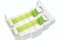 カバーの脱着が簡単なので、捕虫紙の交換も簡単。
