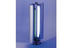 標準的な20Wの捕虫器よりもさらに強力な30Wの捕虫ランプを採用。さらに反射性の大型捕虫シートにより誘因力アップ。アルミカバー側面と上面のスリットから効率よく虫を誘い込みます。